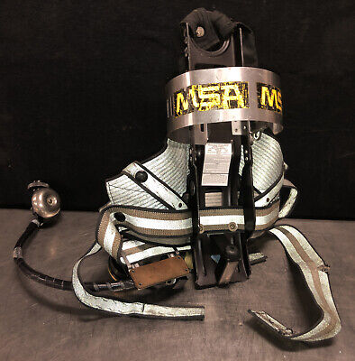 Msa Frame Harness Ultralite 2 Air Pack Bottle Cylinder Tank Holder. Our 11