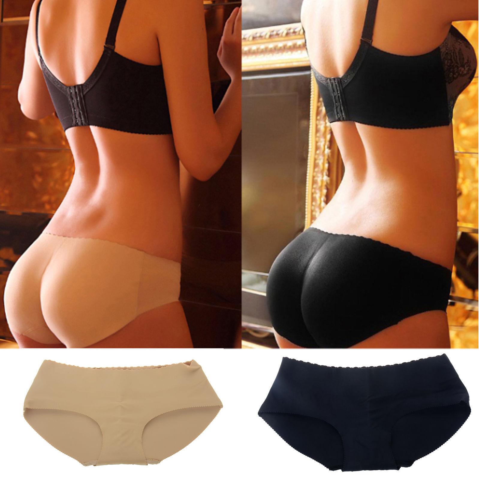Push Up Slip Panty Mieder Contur Former Hotpants Slips Apfel Po Pants XS S M L