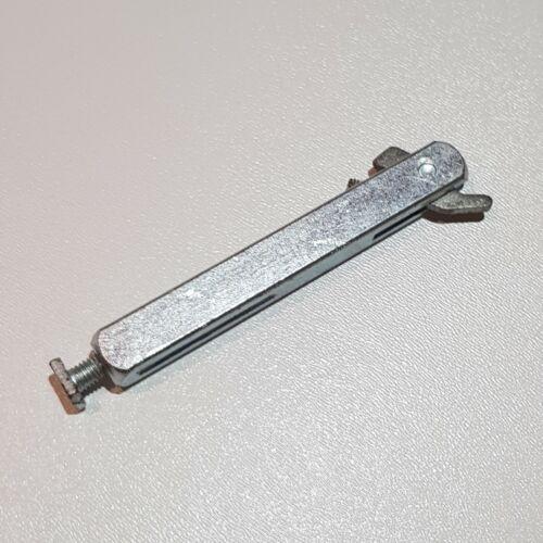 für einseitig gebohrte Tür Vierkant Hermat Zimmertür Wechselstift 8//10x80mm