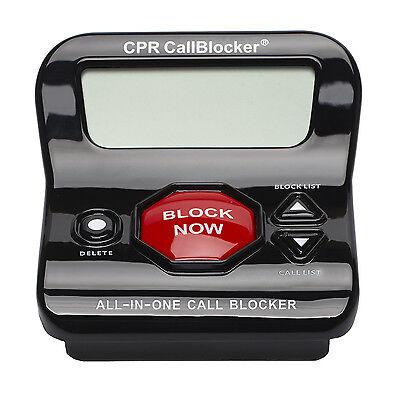 CPR V202 Call Blocker - Stop Scam Calls - Block 1200 Numbers - Open Box