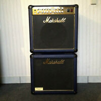Marshall 6101 - 30th Anniversary Combo + Box blau! Niedersachsen - Tostedt Vorschau