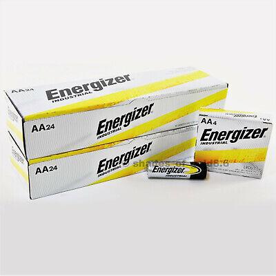 48 Energizer Industrial AA Alkaline Batteries