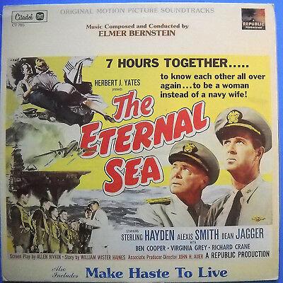 THE ETERNAL SEA / MAKE HASTE TO LIVE Citadel Original Motion Picture Soundtracks comprar usado  Enviando para Brazil