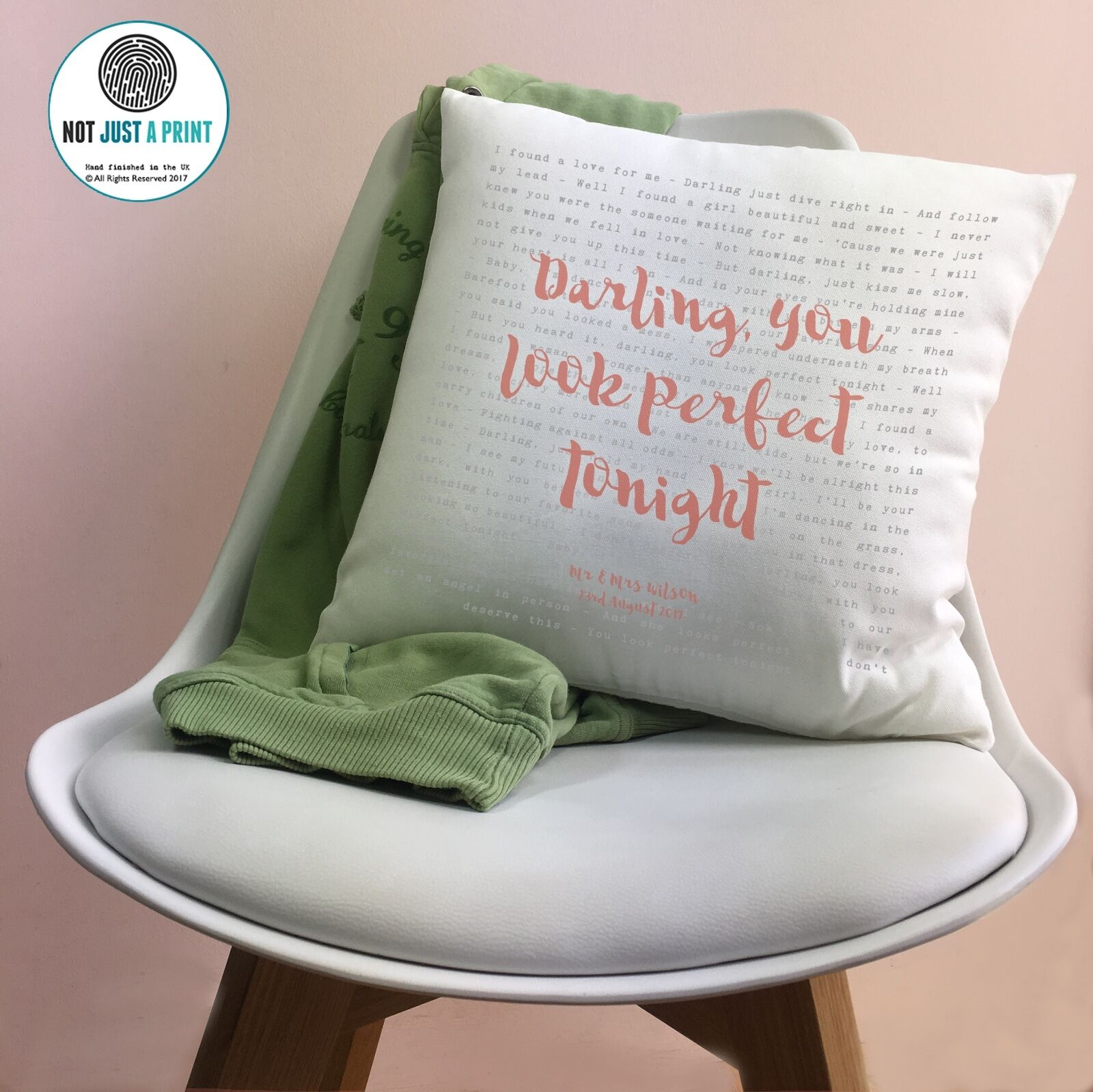 Read Me A Story Quote Scatter Cushion Throw Pillow Cover Printed Gift