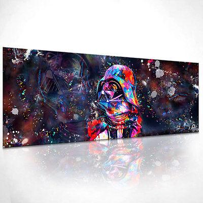 Star Wars Darth Vader Bild auf Leinwand Kunst - Star Wars Auf