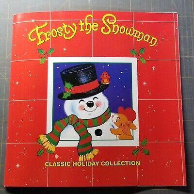 NOS Vintage Frosty the Snowman children's booklet (Northridge Mall, (Milwaukee Mall)