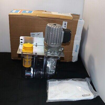 New Skf Mf2-k3-52299 Lubrication Pump System Germany
