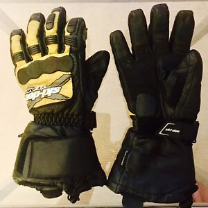 Skidoo xteam leather gloves