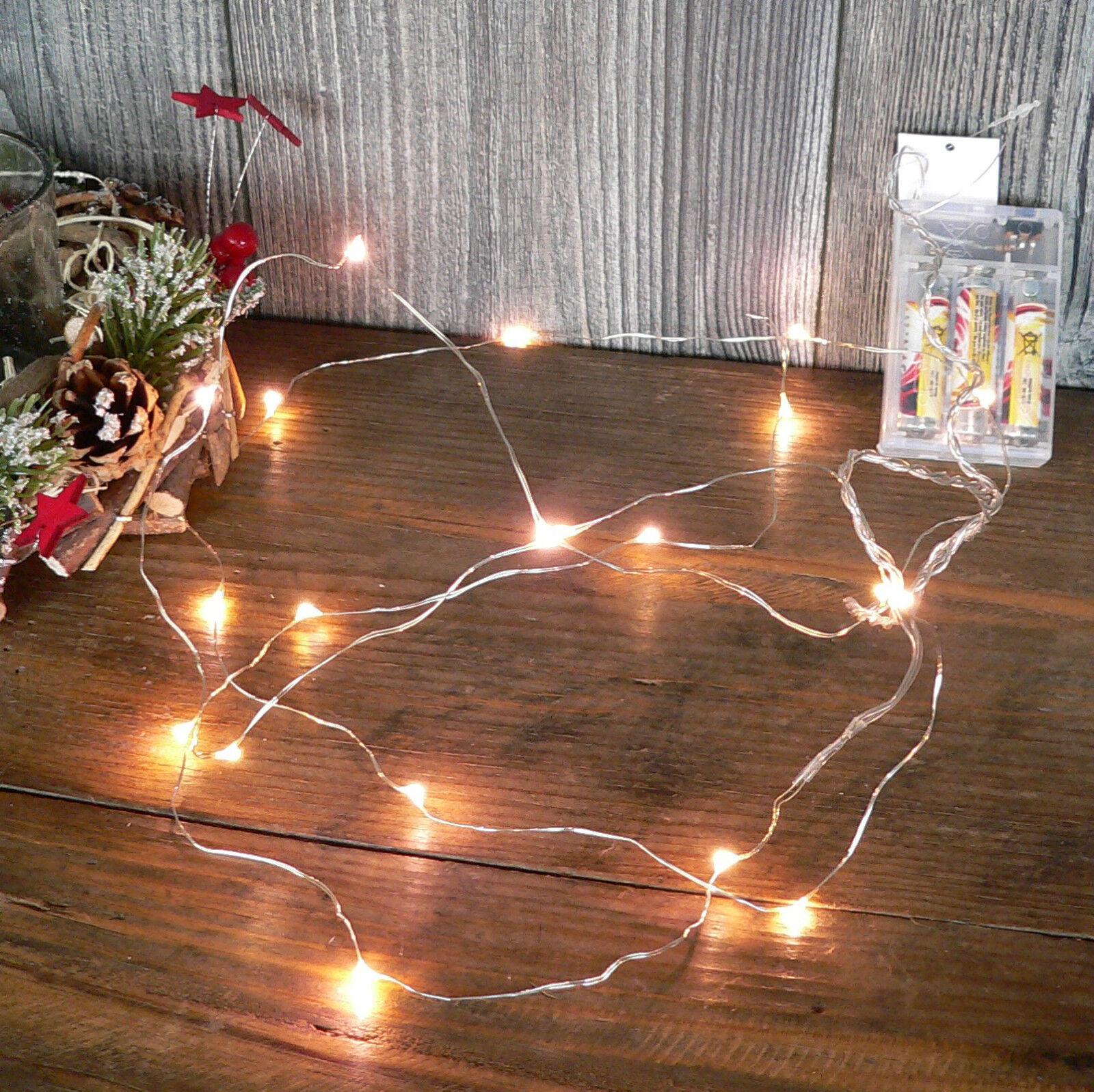 $_57 Erstaunlich 10er Lichterkette Mit Schalter Dekorationen