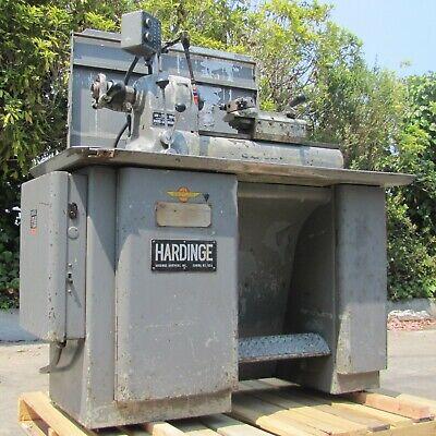 Hardinge Dsm 59 Super Precision Turret Lathe Variable Speed 220v 3 Phase