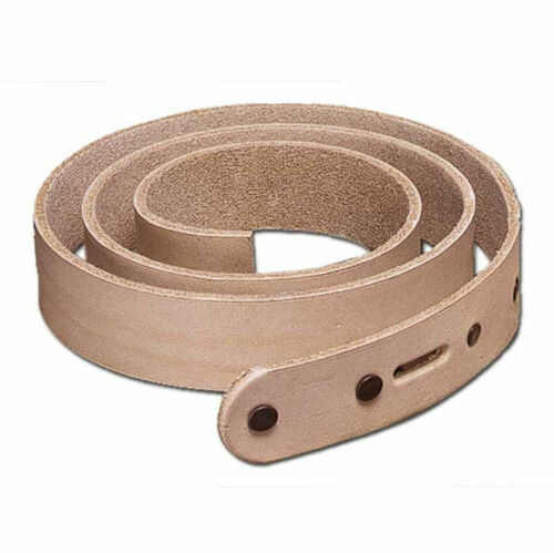 "Natural Cowhide Belt Blank 1-3/4"" New 4509-00 Tandy Leather"