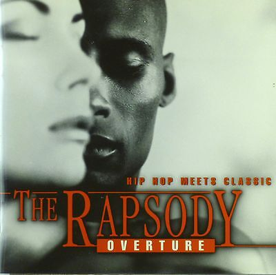 CD - The Rapsody - Overture - Hip Hop Meets Classic - #A3123