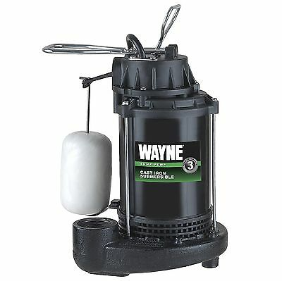 Wayne 13 Hp Cast Iron Sump Pump