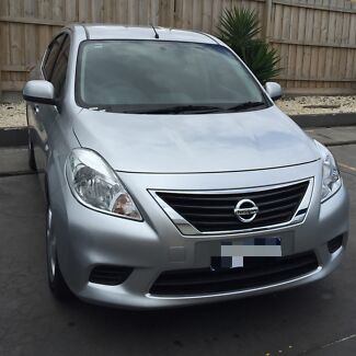 Nissan 2012 Almera  Bentleigh Glen Eira Area Preview