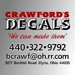 Crawford's Decals