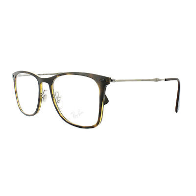Ray-Ban Glasses Frames RX 7086 2012 Havana Mens Womens 49mm