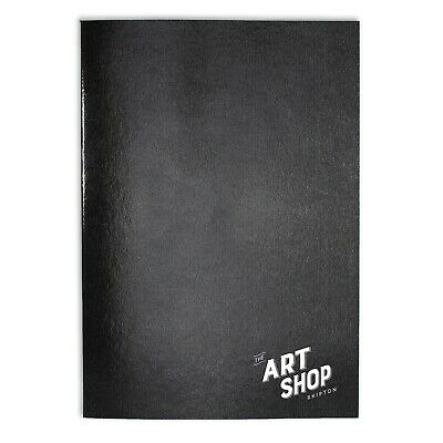 The Art Shop Skipton Laminated Cover Sketch Book 40 Sheets Drawing Paper A3