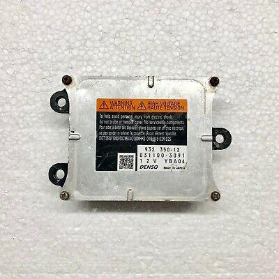 OEM 10-16 Cadillac SRX Xenon Ballast HID Lamp Bulb Control Inverter Unit Module