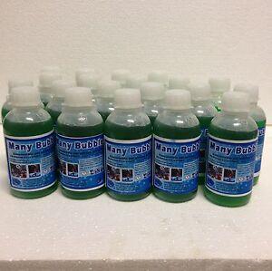 4 litri concentrato Professionale da diluire per fare il liquido per bolle - Italia - 4 litri concentrato Professionale da diluire per fare il liquido per bolle - Italia