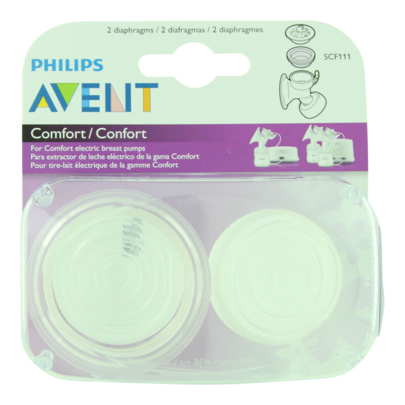 Philips Avent Comfort Breast Pump Electric Diaphragm. Breast Pump Accessory