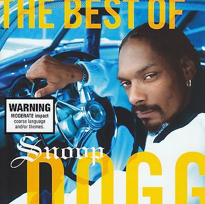 SNOOP DOGG - THE BEST OF CD ~ GANGSTA RAP / HIP HOP GREATEST HITS DOGGY
