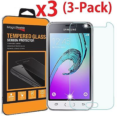 Tempered Glass Screen Protector for Samsung Galaxy J1 (2016) / Express 3 / Amp 2