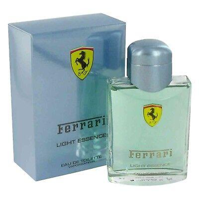 Ferrari Light Essence 125ml EDT Spray Aftershave for Men