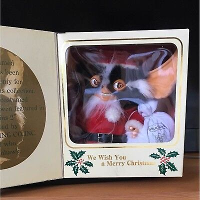 - Gremlins 2 Mohawk Santa Limited Collection 1999 Doll Jun Planning Limited 2400