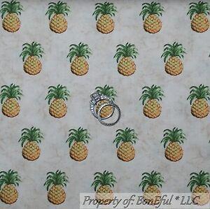 Pineapple Fabric Ebay