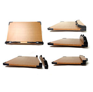 Adjustable-Book-Stand-Bookstands-Separable-Book-Holder-Stable-Eco-E1-Grade-MDF