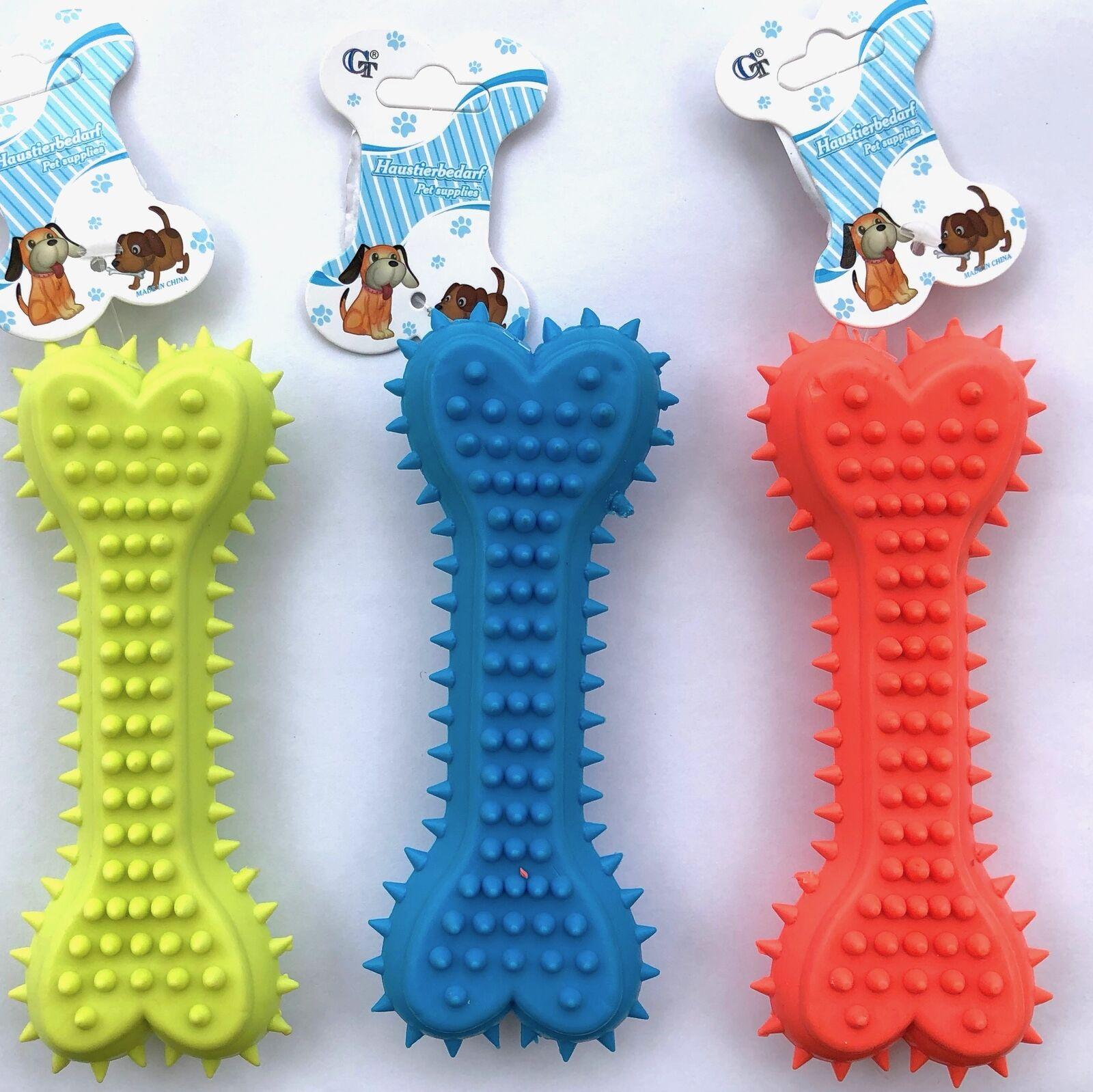 Hundespielzeug 15cm Haustier Spielzeug: Knochen XL