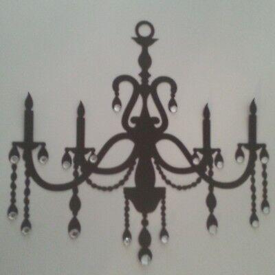 Breakfast At Tiffany Inspired Wedding ,Bridal Shower, Chandelier Decoration - Chandelier Decoration