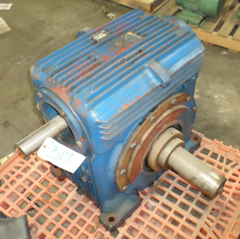 EX-CELL-O CONE DRIVE 32.5HP RATED GEAR REDUCER SH0100A022-3 OPTION 01 *PZB*