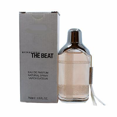 THE BEAT BY BURBERRY EAU DE PARFUM SPRAY 75 ML/2.5 FL.OZ. (T) Beat 2.5 Ounce Spray