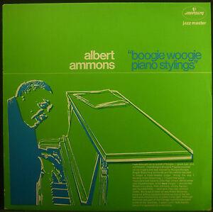 LP-ALBERT-AMMONS-boogie-woogie-piano-039-s-juegos-de-vestir-nm