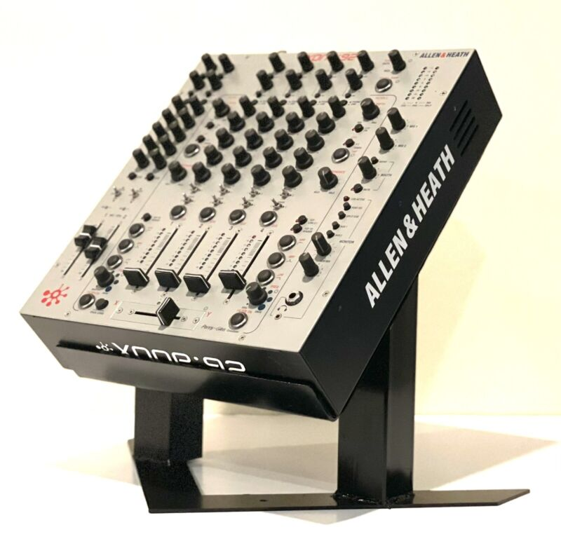 Dj Mixer and Synth Stand for Synthesizer Drum machine sampler pioneer xone rane