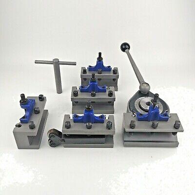 40 Position Quick Change Tool Post Multifix Qctp Size B2 4xbd32120 Bh32130 Kur