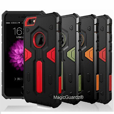 MagicGuardz® OEM Bumper Shockproof Armor Case Cover For Apple iPhone 6 7 8 Plus Cases, Covers & Skins