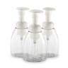 BPA Free Liquid Hand Soap Dispenser w/ Foaming Pump - Castile Soap - Set of 3