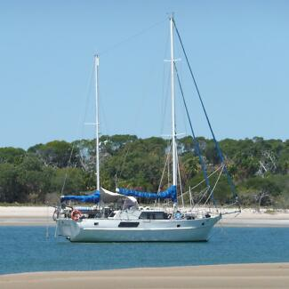Roberts Morgan 50' Ketch Scarborough Redcliffe Area Preview