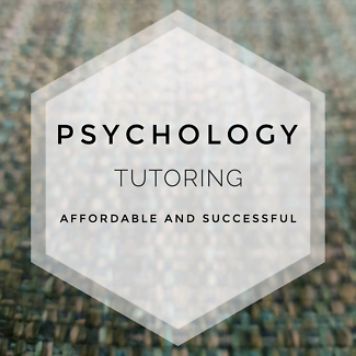 PSYCHOLOGY tuition and assignment help