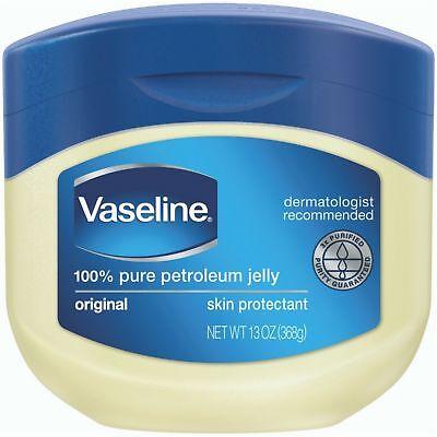 Vaseline Petroleum Jelly Original 13 oz (Pack of - 13 Oz