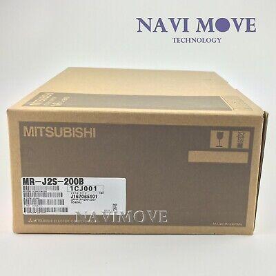 New Mitsubishi Amplifier Mr-j2s-200b Ac Servo Drive Us Stock