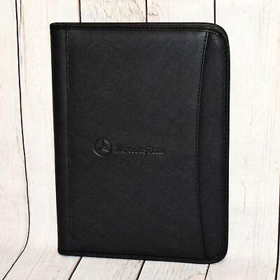 Mercedes Benz Portfolio Business Notepad Padfolio Organizer - Free Shipping