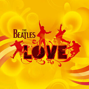 THE BEATLES Love GB Schwere Vinyl 2-LP Schallplatten Set + Heftchen OVP / NEU