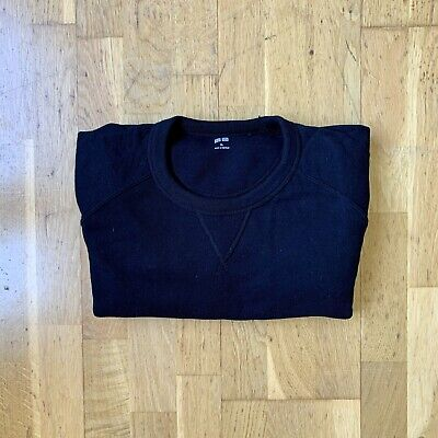 Men's XL Uniqlo Black Sweater