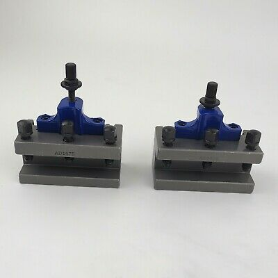 2 Pcs Ad1675 Turning Tool Holder For A1 Or A Multifix 40 Position Tool Post