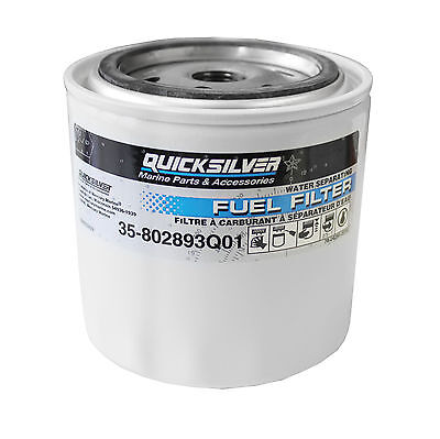 Mercury Quicksilver Benzinfilter Patrone Ersatz Benzin-Filter 35-802893Q01 Fuel