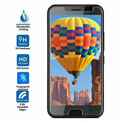 Premium Tempered Glass Screen Protector For HTC Bolt / 10 evo Sprint Cell Phone Accessories