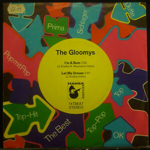 7-034-THE-GLOOMYS-i-039-m-a-bum-let-me-dream